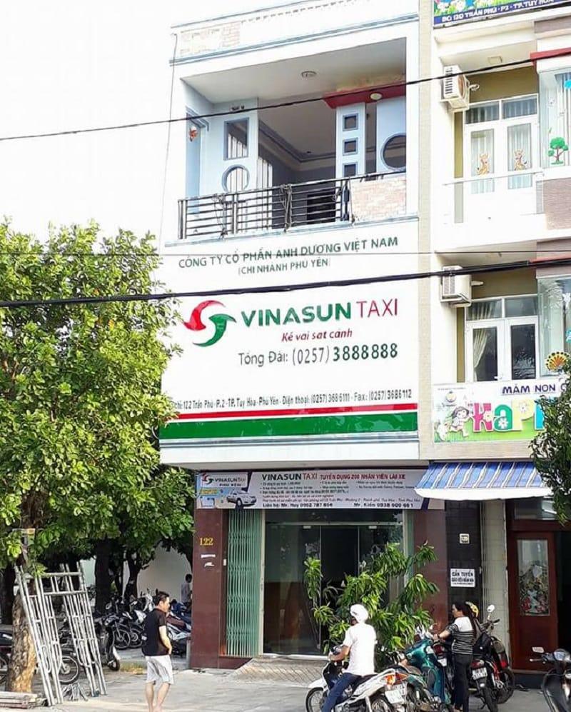 Thông tin hãng taxi uy tín ở Phú Yên