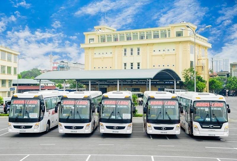 Xe khách Hà Nội Hải Phòng, xe Hoàng Long Hà Nội Hải Phòng