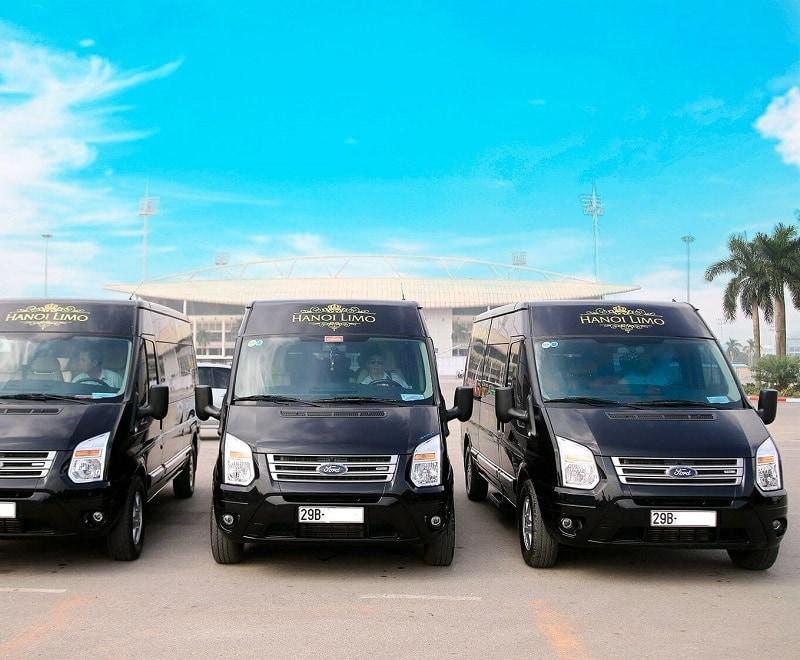 Xe limousine Hà Nội đi Hạ Long Adam Việt. Xe limousine giá rẻ đi Hạ Long