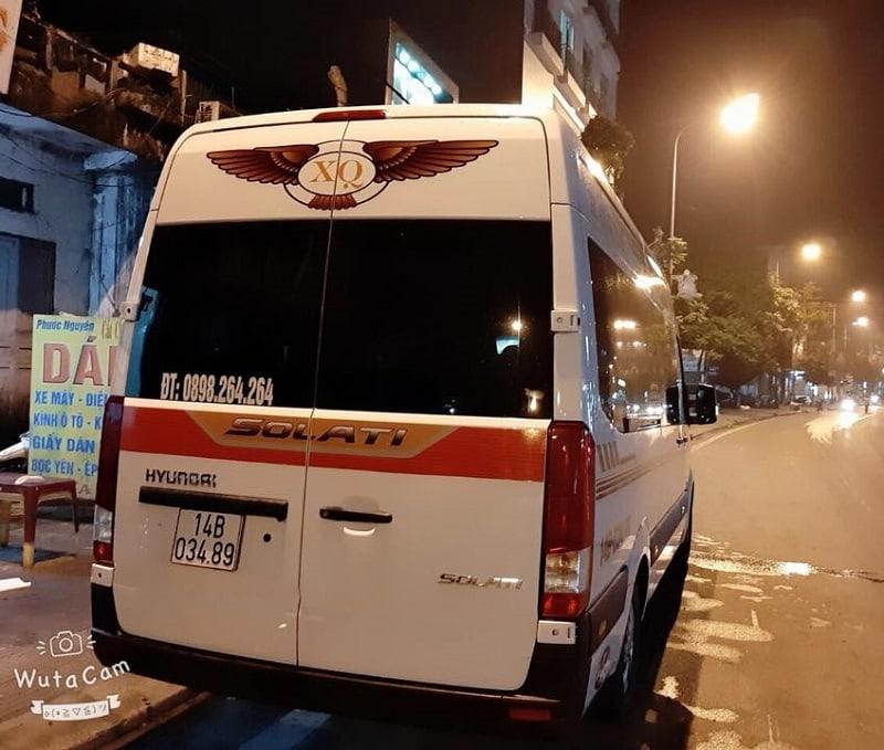 Xe Limousine đi Hạ Long Quảng Ninh giá rẻ. Xuân Quỳnh Limousine