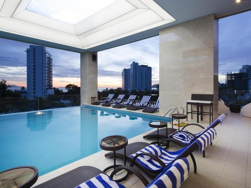 Khách sạn Dendro Gold - Khách sạn Nha Trang rẻ gần biển nên ở