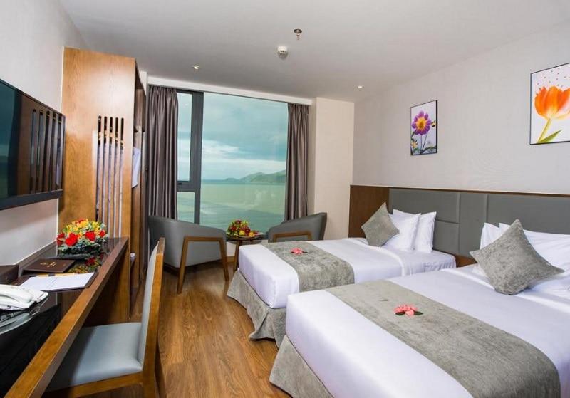 DTX Hotel Nha Trang - Khách sạn gần biển, giá rẻ ở Nha Trang