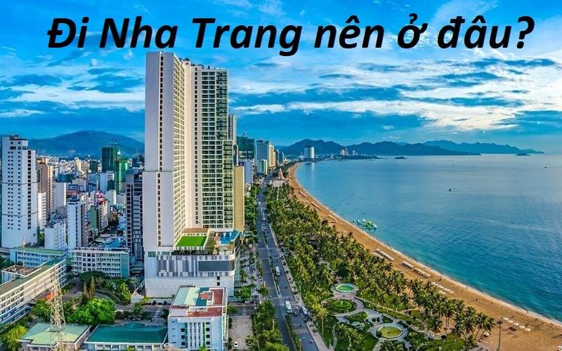 Mách nhỏ những khách sạn Nha Trang giá rẻ, gần biển, tiện nghi tốt. Du lịch Nha Trang nên ở khách sạn nào gần biển, giá rẻ, tốt?