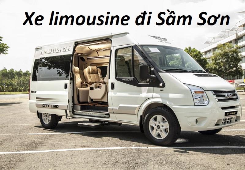 List 20 xe limousine đi Sầm Sơn từ Hà Nội, xe mới siêu xịn sò. Nên đi xe limousine nào từ Hà Nội về Sầm Sơn an toàn, uy tín?