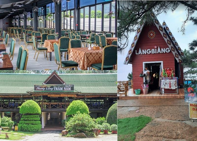 Kinh nghiệm ăn uống ở khu du lịch núi Langbiang