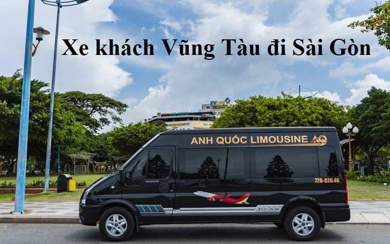Danh sách điện thoại, giá vé các hãng xe khách từ Vũng Tàu đi Sài Gòn. Từ Vũng Tàu đi Sài Gòn có nhà xe nào?