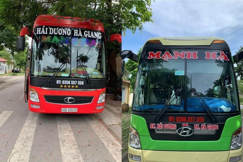 Tổng hợp danh sách các nhà xe, xe khách Hà Nội đi Hà Giang chất lượng, giá tốt