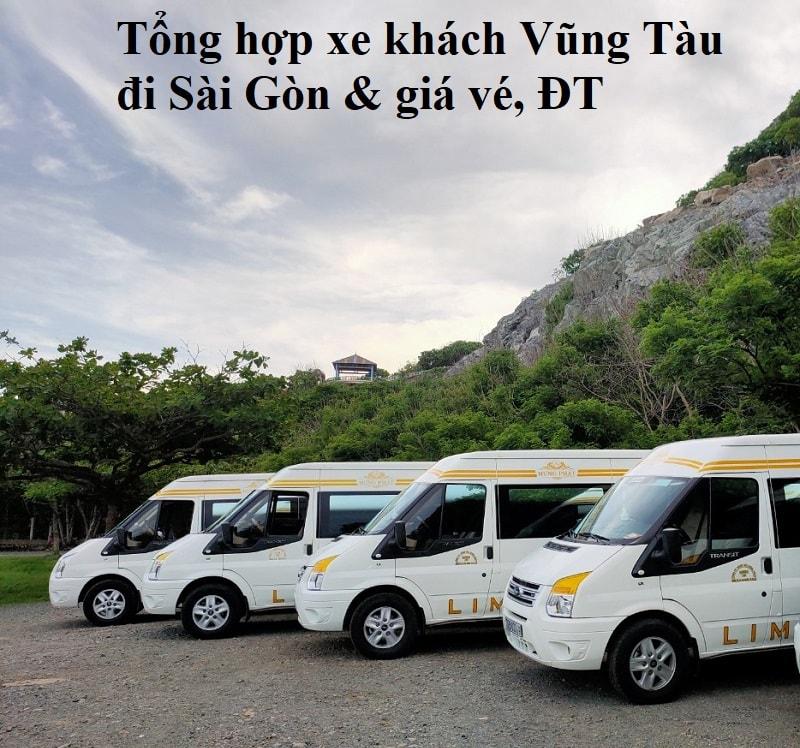Xe khách Vũng Tàu đi Sài Gòn giá rẻ. Xe Hưng Phát Vũng Tàu đi TPHCM