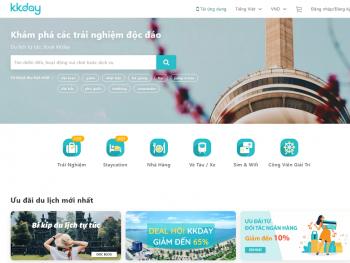 Review đặt dịch vụ trên KKday - nền tàng du lịch tự túc đến từ Đài Loan