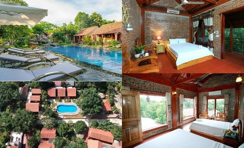 Homestay đẹp ở Ninh Bình giá bình dân, có bể bơi ngoài trời. Homestay nào đẹp ở Ninh Bình?