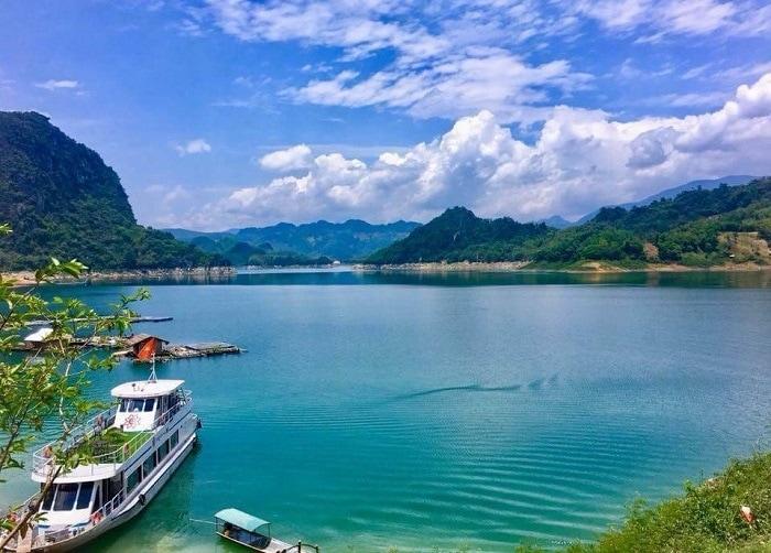 Hướng dẫn kinh nghiệm du lịch Thung Nai Hòa Bình