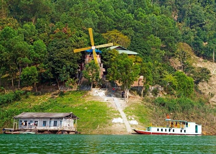 Kinh nghiệm phượt Thung Nai, nhà nghỉ Cối Xay Gió